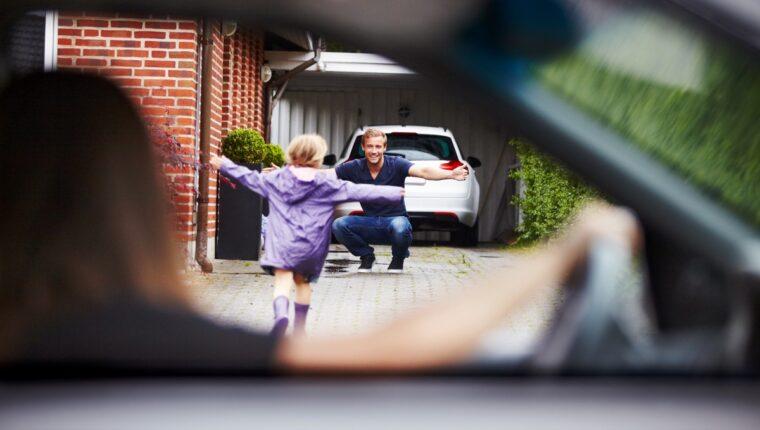 Jak uregulować kontakty z dzieckiem
